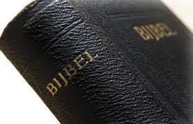 Ingebonden Bijbel