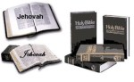 Jehovah, de God der goden, Zijn woord in de Bijbel of Heilige Schrift