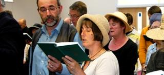 Bible-hour1 Singing
