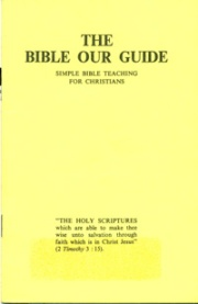 Bible Our Guide