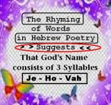 3 Syllables Name
