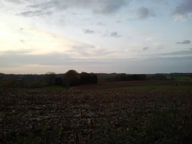 Leefdaal, fields at the Nollekensweg