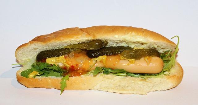 fast Food - hot-dog