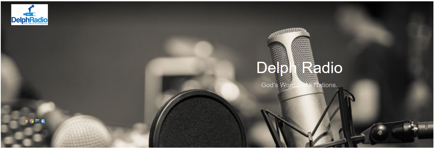 Delph Radio – Spreading God's Word to All Nations
