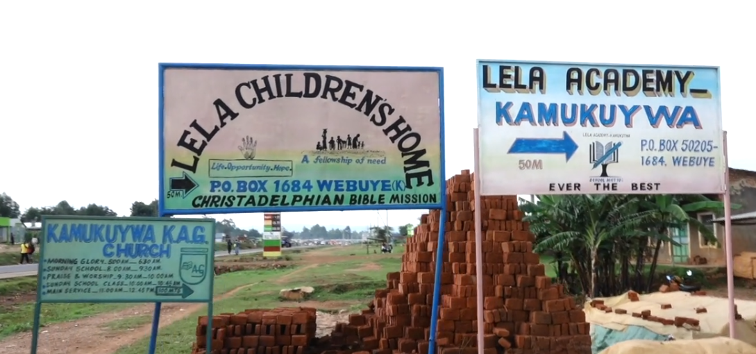 Lela Children's Home in Western Kenya